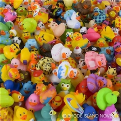 Rubber Duck Mix