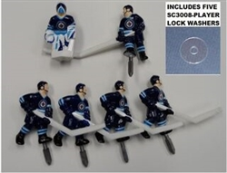 NHL PLAYER SET (Super Chexx) WINNIPEG