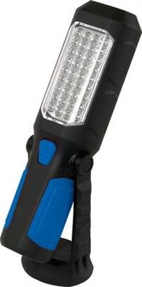 Magnetic LED Worklight, blue