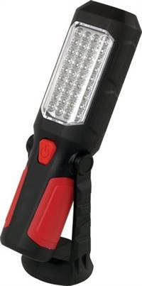Magnetic LED Worklight,red
