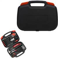 123pc Tool Set with Bi-Fold Carrying Case