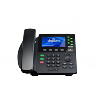 Digium D65 6-line Gigabit IP Phone