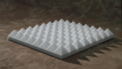 Sonex Pyramids 2 Quot X 2 X 2 Soundproofing Panels 14 Per Box