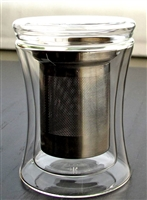 Glass Loose Leaf Brewing Mug