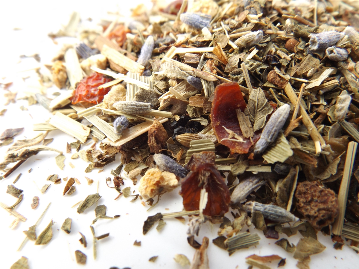 Bulk herbs spices organic organic herbal tea - My Happy Place Herbal Tea