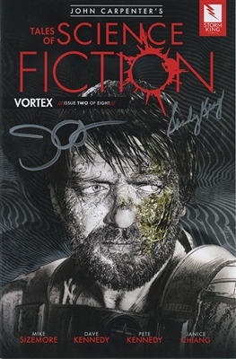 John Carpenter's Tales of Science Fiction: Vortex - Issue 2