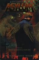 Asylum Vol. 2 TPB (Unsigned)