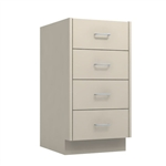"18"" 4-Drawer Base Cabinet"