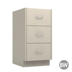 "18"" 3-Drawer Base Cabinet"