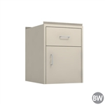 "18"" W RH Door Drawer Hanging Cabinet"