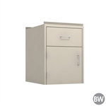 "18"" W LH Door Drawer Hanging Cabinet"