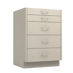 "24"" 5-Drawer Base Cabinet"