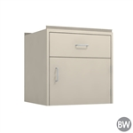 "24"" W RH Door Drawer Hanging Cabinet"