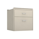 "24"" W File Cabinet (Box File) Hanging Cabinet"