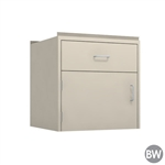 "24"" W LH Door Drawer Hanging Cabinet"