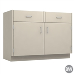 "48"" Double Door Drawer Base Cabinet"