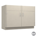 "48"" 2-Door SINK Base Cabinet"
