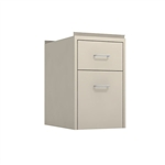 "15"" W File Cabinet (Box File) Hanging Cabinet"