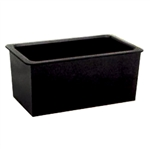"D55 Black Epoxy Sink 25"" x 15"" 10"""
