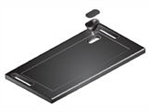 "48"" W Dished Epoxy Top - Cup Sink RH Side (48"" X 30""D)"