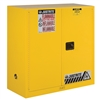 Sure-Grip EX Safety Cabinets 30 gallon Manual Close Doors