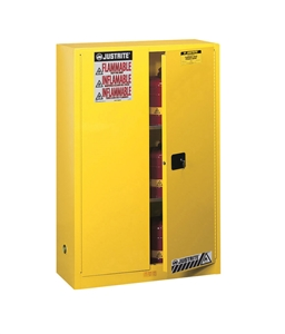 Sure-Grip EX Safety Cabinets 45 gallon Manual Close Doors