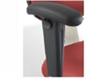 Add heavy duty adjustable height arms to any one of our BioFit chairs.