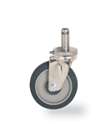 Stainless Steel Swivel Caster