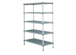 MetroMax Q 5-Shelf Storage Unit - Starter