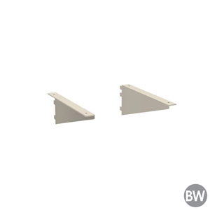 "12"" D Inverted Shelf Support Brackets"