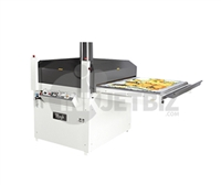 "Mogk PTP-1450S <br>Semi-Automatic Heat Press <br> Single Shuttle <br> 39"" X 57"""