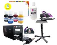 "ET 16500 FabriMate TS+ (13"" x 19"") <br>Module+Heat Press Caddie Bundle"