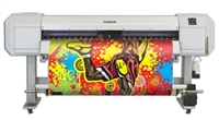 "Mutoh ValueJet 1638WX Dye Sublimation Printer | 64"" 8 Color"