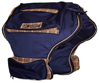 Western Saddle Cover