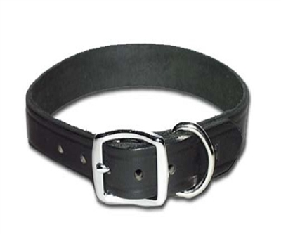 Latigo Leather Collar