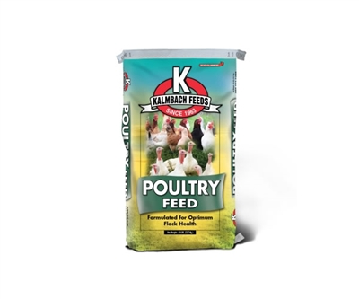 Kalmbach 22% All Natural Broiler Crumbles