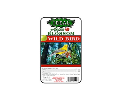 Ideal No Mess Customer Wild Bird Feed