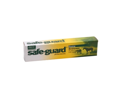 Intervet Safe-Guard Horse Dewormer
