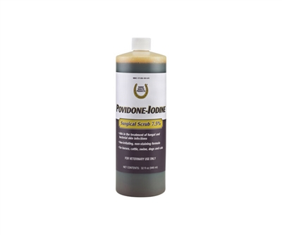 Horse Health Products Povidone Iodine Scrub