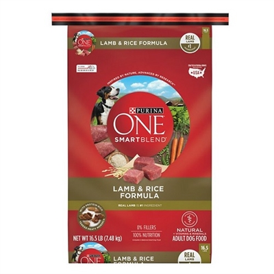 Purina ONE Lamb & Rice