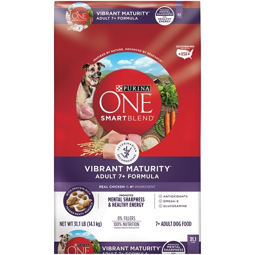 Purina ONE Vibrant Maturity