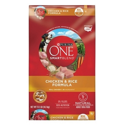 Purina ONE Chicken and Rice Formula