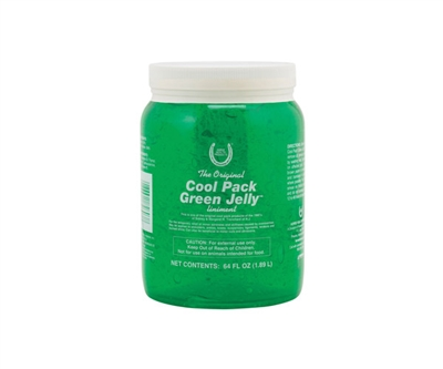 Horse Health Products Cool Pack Green Jelly