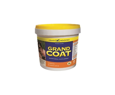 Grand Meadows Grand Coat Nutritional Supplement