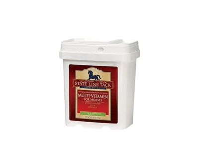 State Line Tack Multivitamin Horse Supplements