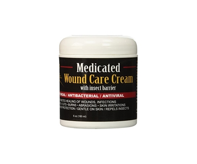 E3 Medicated Would Care Cream