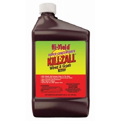 Hi-Yield Super Concentrated Killzall