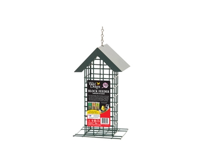 Wild Delight Block Feeder