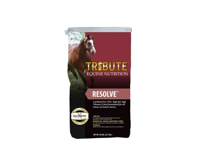 Tribute Resolve