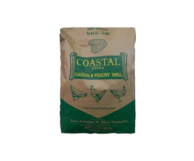 Coastal Brand Poultry Shell